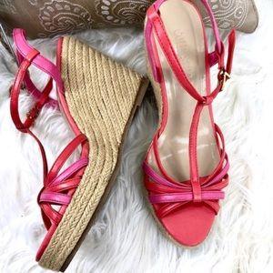 Colin Stuart / Victoria's Secret espadrille Sandal